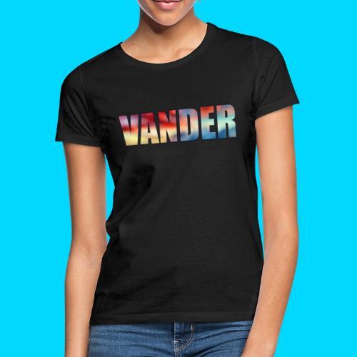 Vander Colorful - Women's T-Shirt