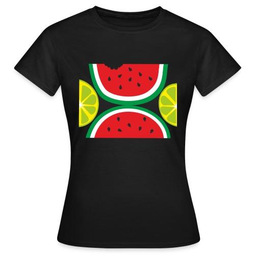 verano - Camiseta mujer