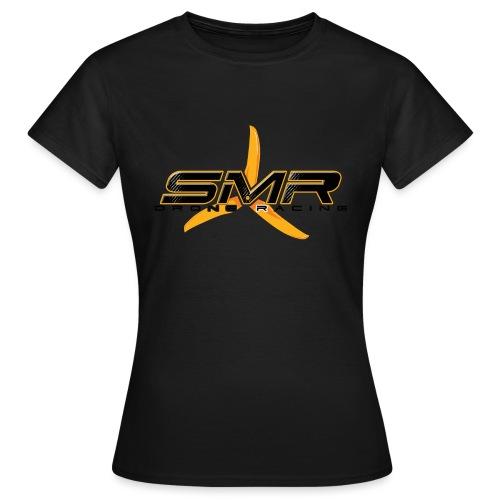 SMR WHITE - T-shirt Femme