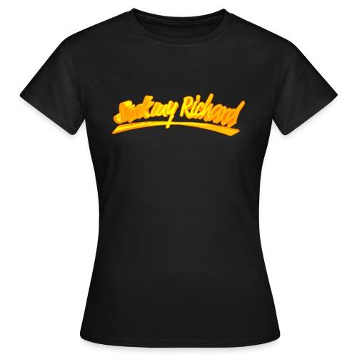 Suck my Richard - T-skjorte for kvinner