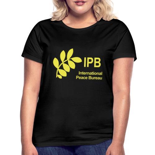 International Peace Bureau IPB Logo - Women's T-Shirt