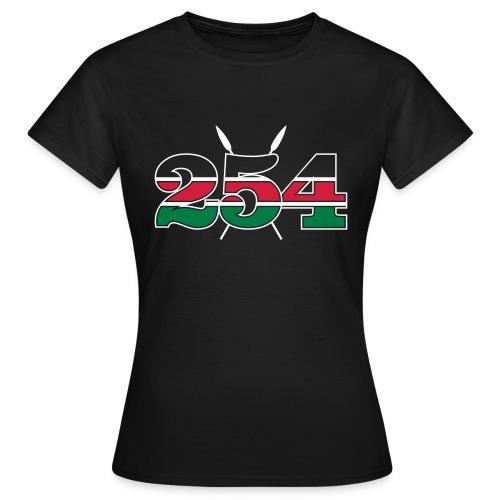 Kenya - Frauen T-Shirt