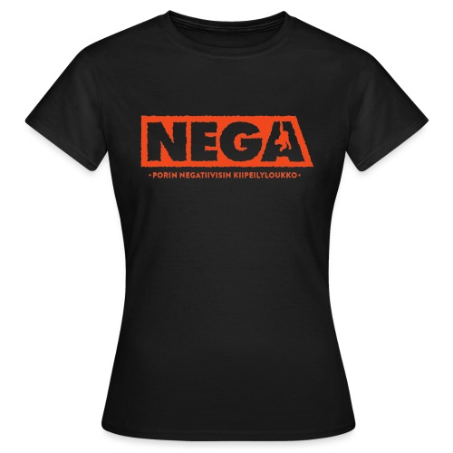 Huppari peruslogo Miehet - Naisten t-paita