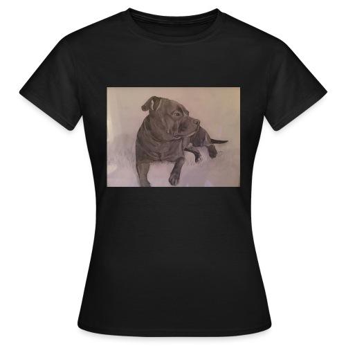 My dog - T-shirt dam