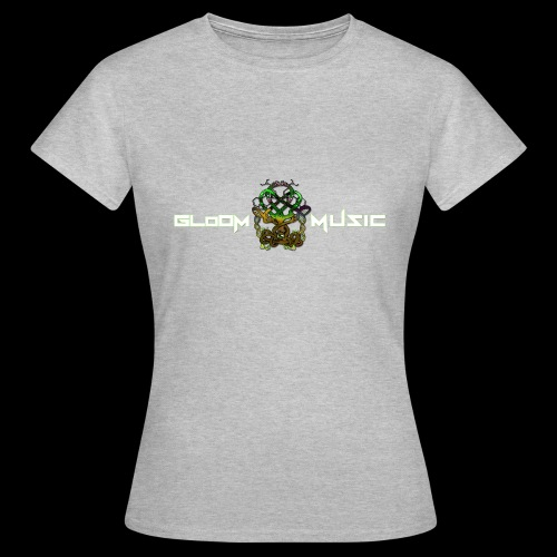 GloOm Music Tree - Women's T-Shirt