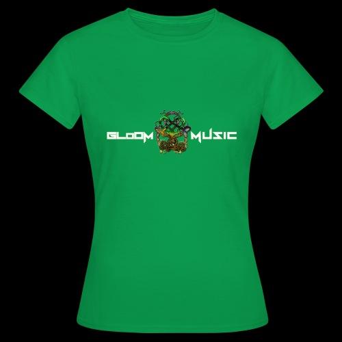 GloOm Music Tree - Women's T-Shirt