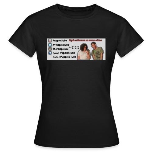 Cover S4 Puppiestube - Maglietta da donna
