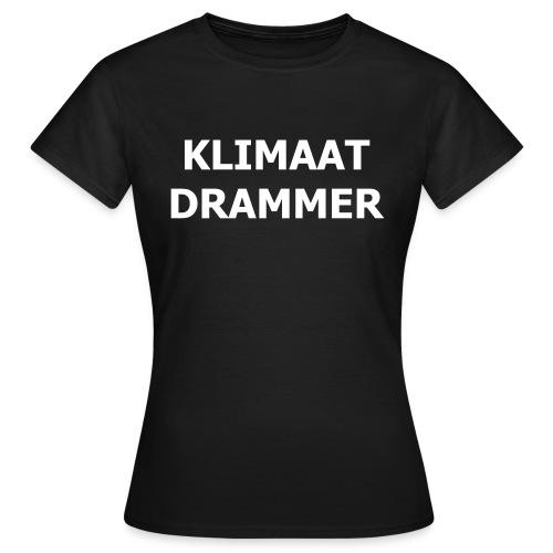 Klimaat Drammer - Women's T-Shirt