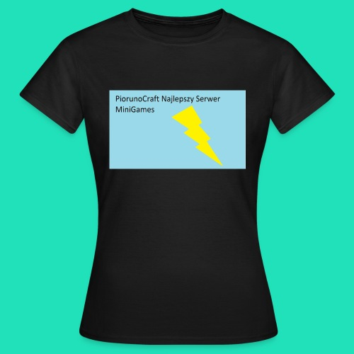 Piorunowe Na Telefon 5s - Koszulka damska