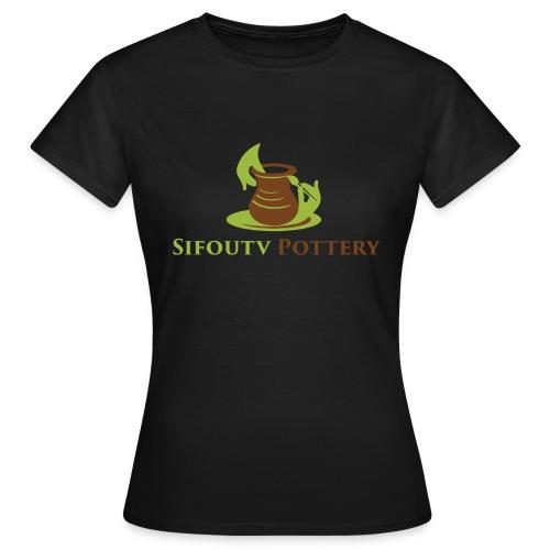 Sifoutv Pottery - Women's T-Shirt