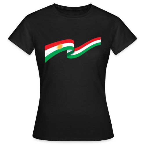 Kurdistan - Frauen T-Shirt