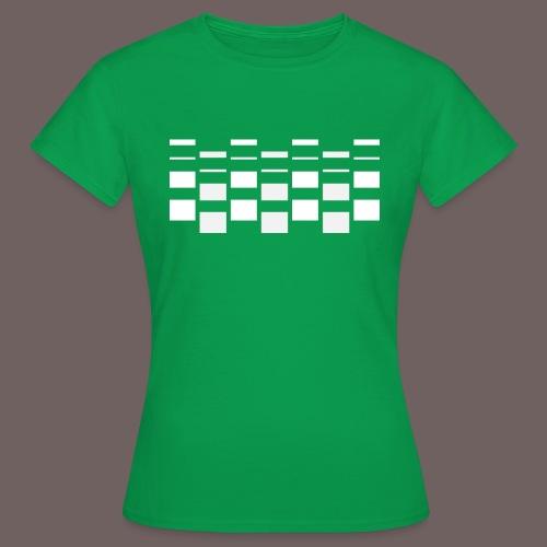 GBIGBO zjebeezjeboo - Love - Ups and Downs - T-shirt Femme