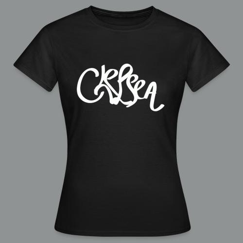 Mannen Shirt (Rug) - Vrouwen T-shirt