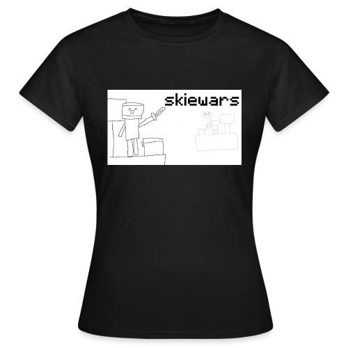 SKIEWARS - Vrouwen T-shirt