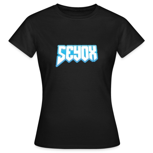 Seyox Logo - Vrouwen T-shirt