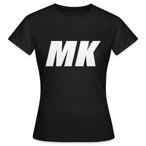 MK 3D - Vrouwen T-shirt