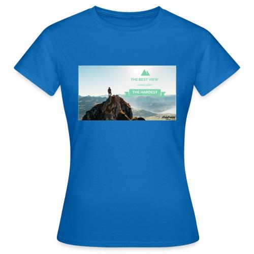 fbdjfgjf - Women's T-Shirt