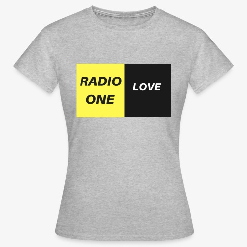 RADIO ONE LOVE - T-shirt Femme