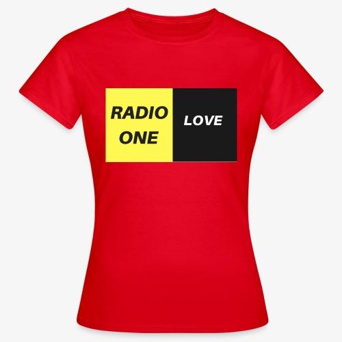 RADIO ONE LOVE - T-shirt Femme