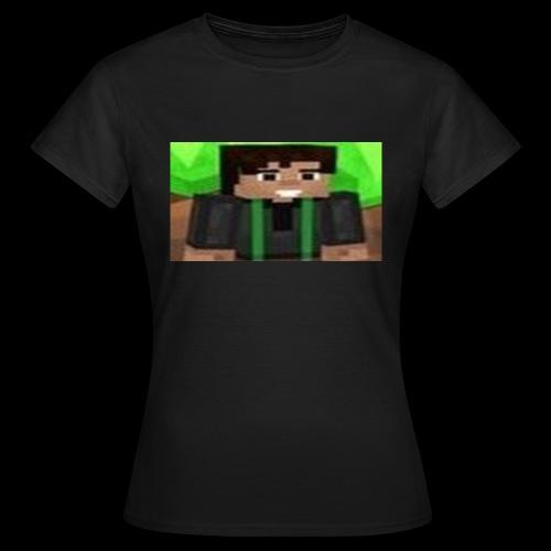 EnZ PlayZ Profile Pic - Women's T-Shirt