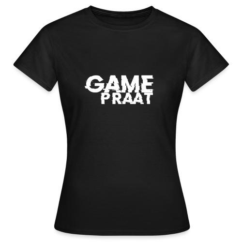 GamePraat T-Shirt - Vrouwen T-shirt