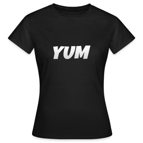 My 1st YUM Product hope you like. - Women's T-Shirt
