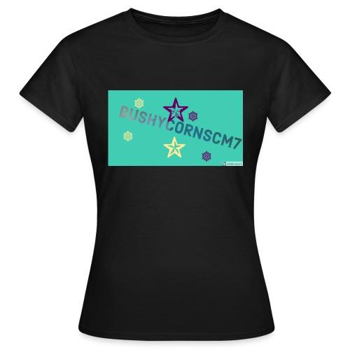 BUSHcmSTAR - Women's T-Shirt
