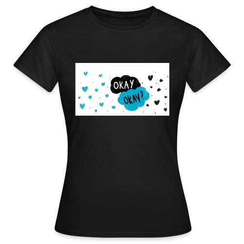 the fault in us - Women's T-Shirt
