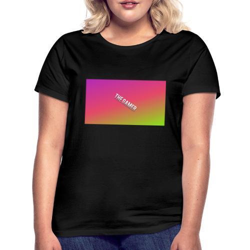 the gamer - T-shirt dam