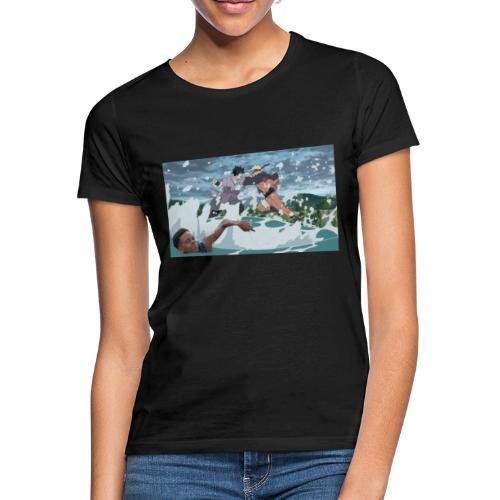 UZUMAKI X UCHIHA X LIL LOIXX - Frauen T-Shirt