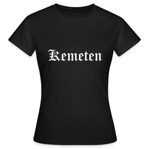 Kemeten (WESTRING) - Frauen T-Shirt