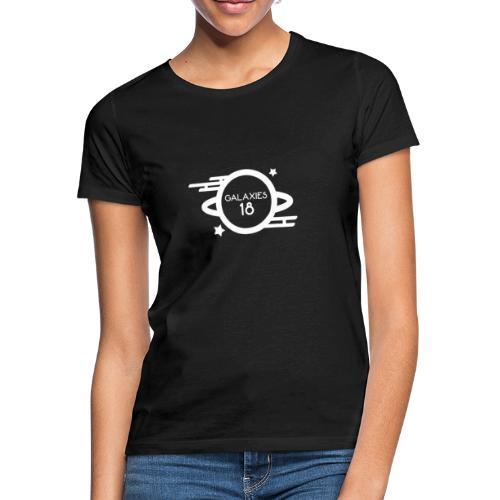 Galaxies18 Logo Design - Women's T-Shirt