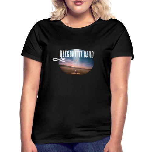 Reegonetti Band - Exploring the unknown - T-shirt dam