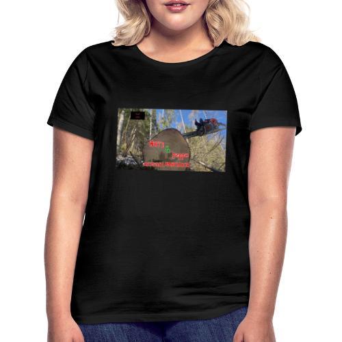 DIESEL POWER - Frauen T-Shirt
