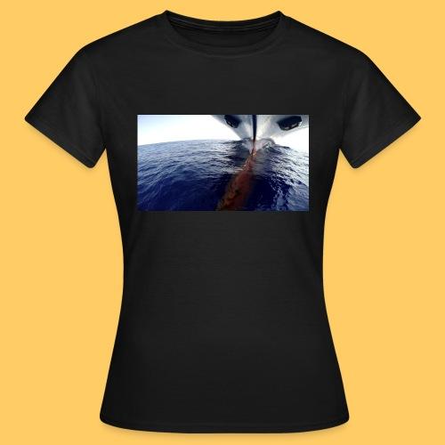Frachtschiff Containerschiff - Frauen T-Shirt
