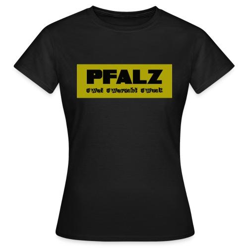 Pfalzshirt - Frauen T-Shirt