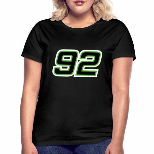 Startnummer 92 - Frauen T-Shirt