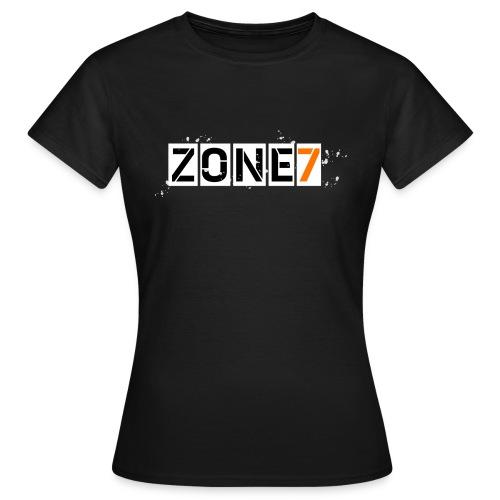 Zone 7 - Frauen T-Shirt