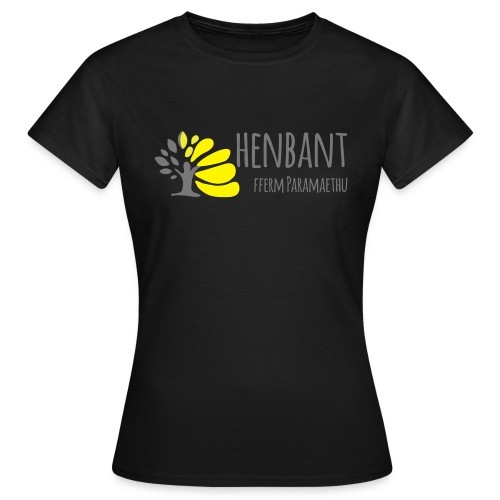 henbant logo - Women's T-Shirt