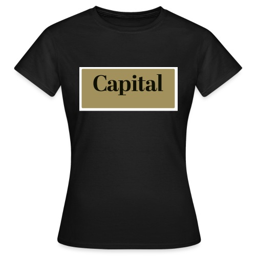 1200px Capital Logo - Frauen T-Shirt