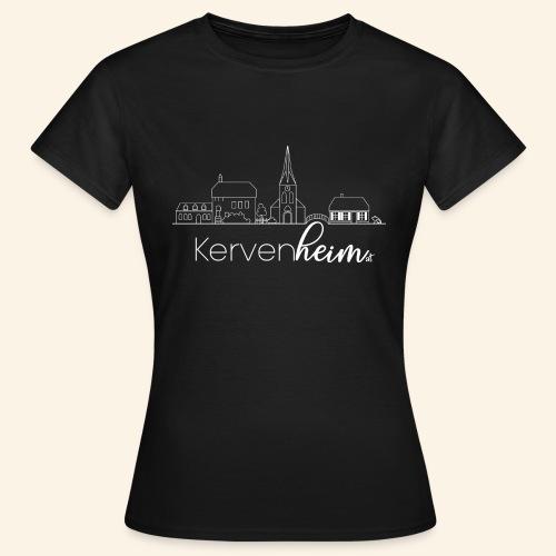 Kervenheim Skyline - Frauen T-Shirt