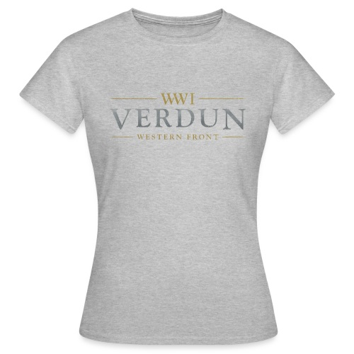 New Verdun Official Logo - Vrouwen T-shirt