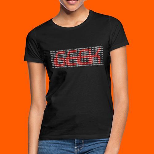 geekBl - T-shirt Femme