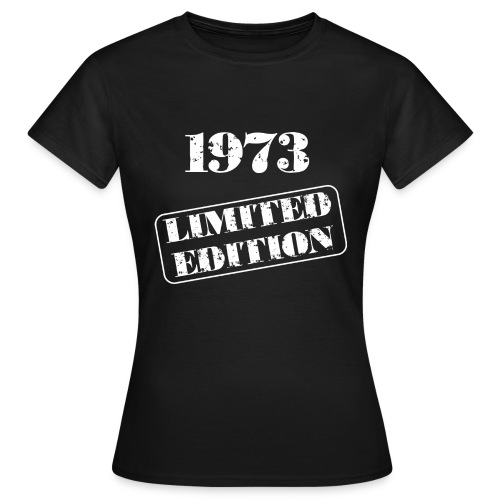 Limited Edition 1973 - Frauen T-Shirt