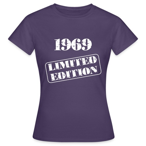 Limited Edition 1969 - Frauen T-Shirt