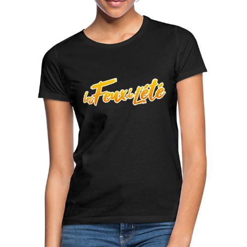 Logo FDE One - T-shirt Femme