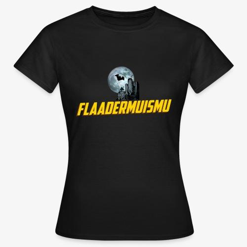Flaadermuismu - Frauen T-Shirt