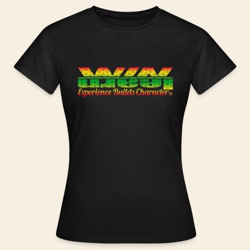 The Weed Logo Tee - Vrouwen T-shirt