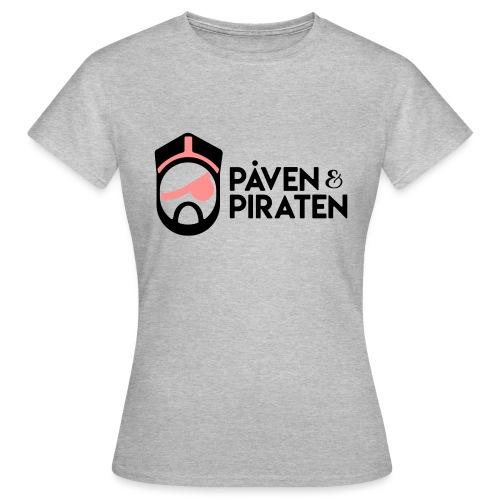 påven piraten - T-shirt dam