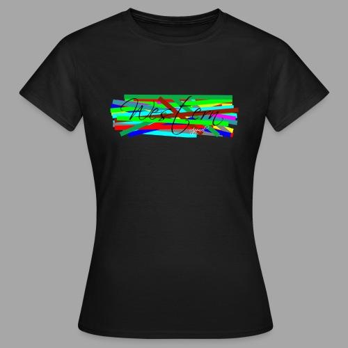 Western Mental - Women's T-Shirt